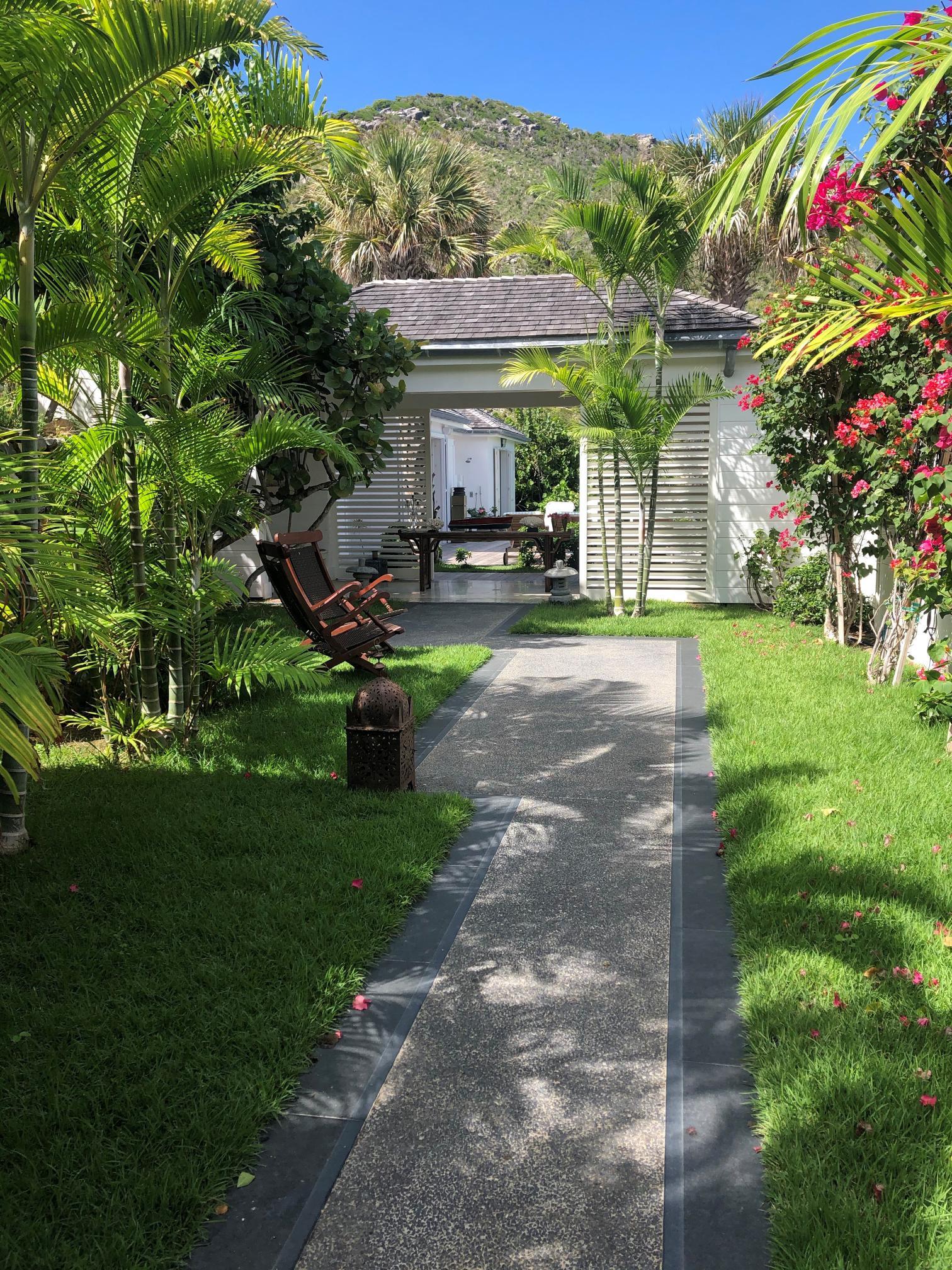 Villa St Barth